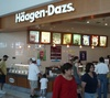 Haagen-Dazs Ice Cream at The Parks Mall