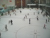 Ice Skating Rink at The Parks Mall
